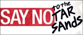 Say No to the Tar Sands