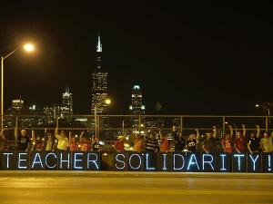 TEACHERSOLIDARTY