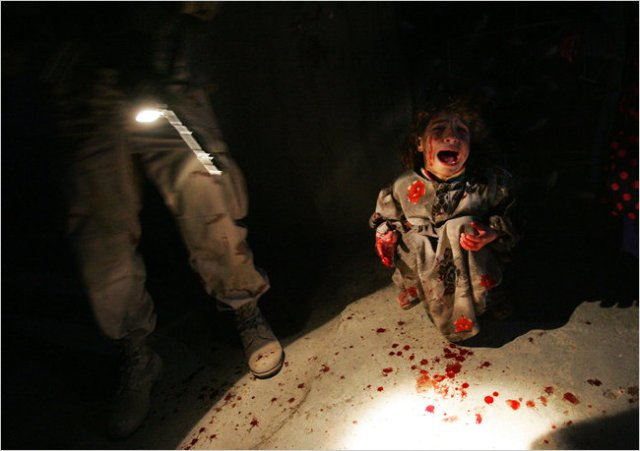 War Costs Innocent Lives and US Credibility