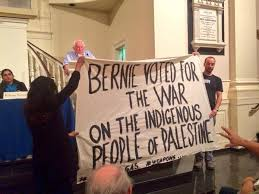 Image result for bernie supports unprovoked american wars