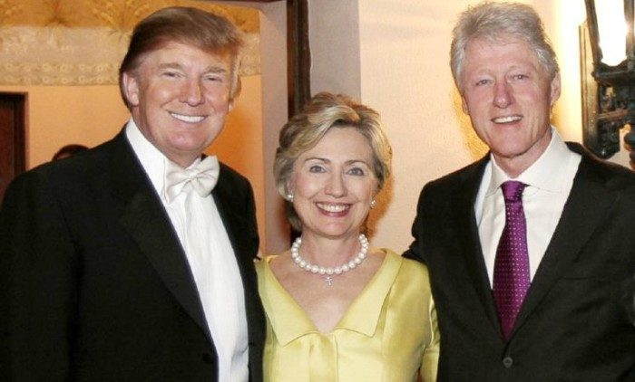 Trump & Clinton: Masters of War…