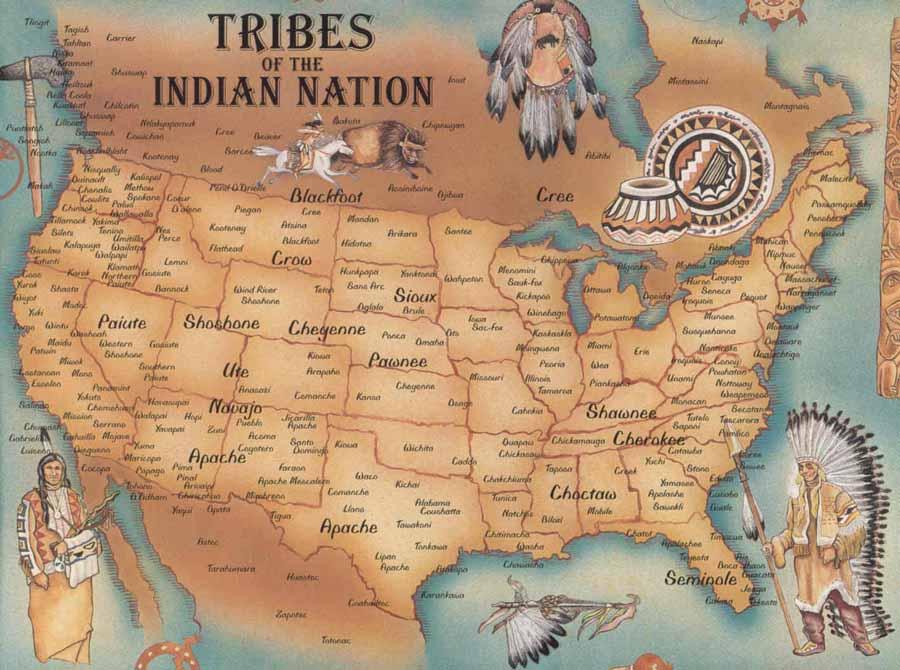 NativeAmericanTribesMap
