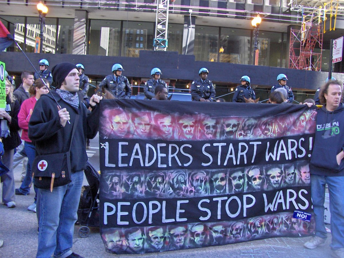 March 30th, 2019 March Against 30 Wars